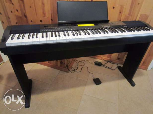 Electric Piano Casio صنايع -  3