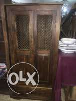 cupboard solid wood