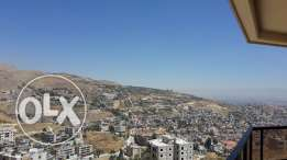 rassieh brand new apartment with panoramic view