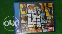 GTA V PS4 (map included)