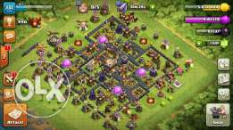 for sale clash of clans town hall 11