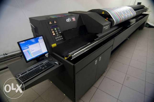 Large printer for sale فرن الشباك -  1