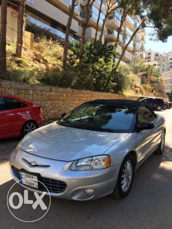 Chrysler Sebring LXi 2001 Full Options Kashef