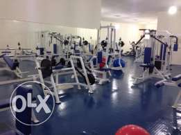Full gym for sale at a special price!!
