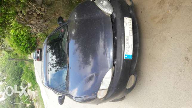 Hyundai coupe blue 1998 for sale
