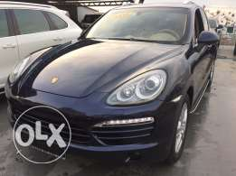 Porsche Cayenne 2012 Full Options 70,000 Km