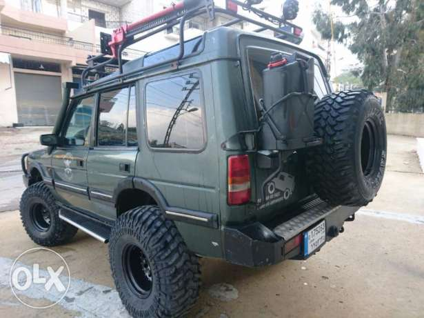 discovery mjahhaz land rover m3alla lal offroad