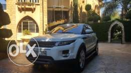 Range Rover Evoque, New Arrived, Model 2012, in excellent condition