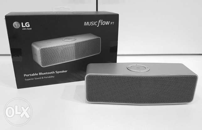 LG Music Flow P7 bluetooth speaker المتن -  1