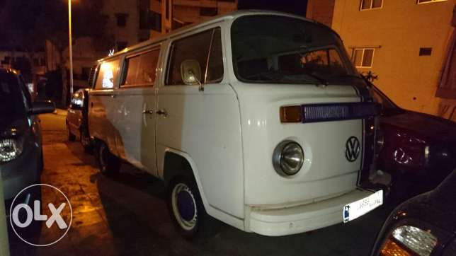 VW vintage van in great condition