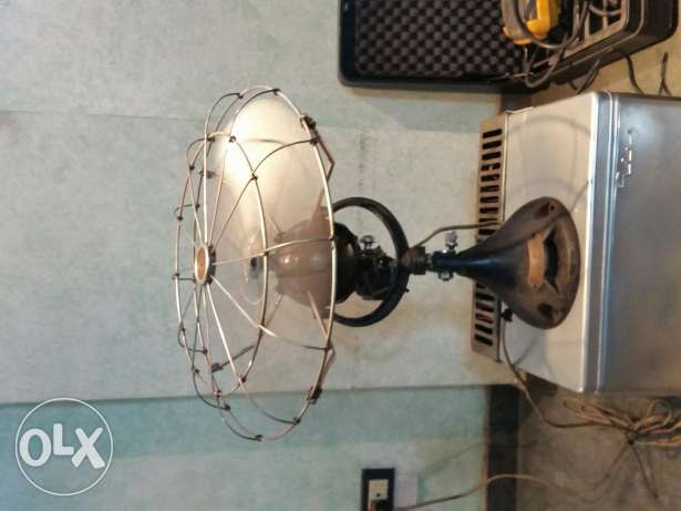 Antigue Very old fan (orbit)made in england year 1930 انطلياس -  8