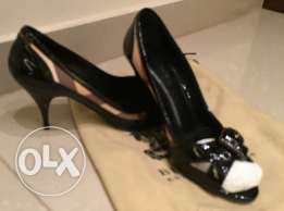 Burberry Peep Toe Pumps for Women