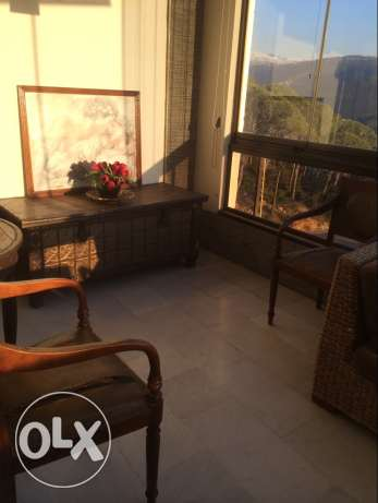 Flat for rent in Broumana.