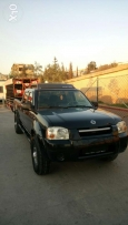 Nissan frontier model 2004. For door 4*4