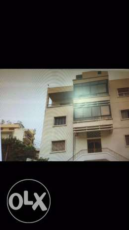 A 3 floors commercial building for rent بعبدا -  3