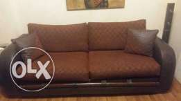 2 sofas used for 5 monthes