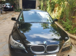 BMW 525 Sport Package Full Option