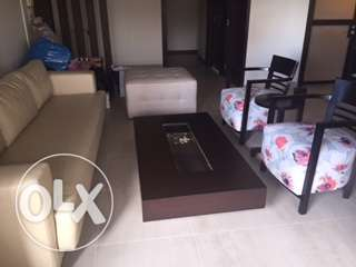 Wengue low table أشرفية -  1