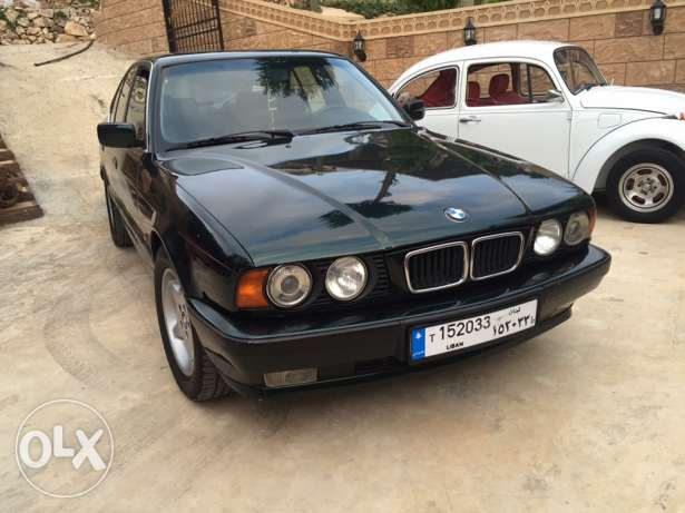 bmw 525 model 1995 ktir ndifi