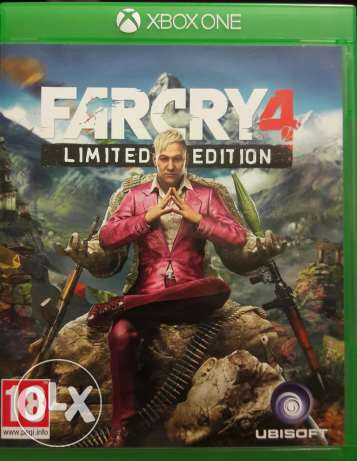 FarCry 4 Game for Xbox One