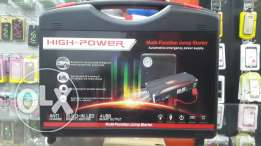 Automobile emergency power supply
