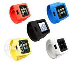 Smart Mobile Phone watch(with warranty) M.in Malasia free delivery
