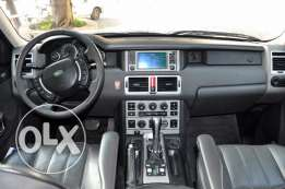 Range rover VOGUE 2003 upgraded 2012
