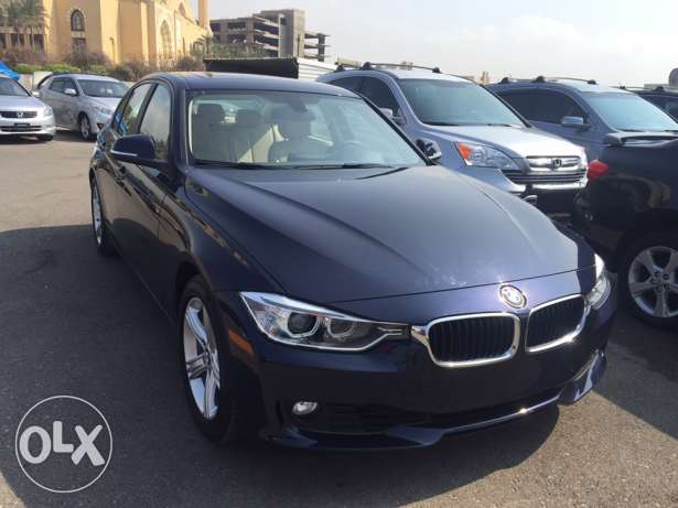 BMW 328i Dark blue/