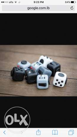 need fidget cube and spinner