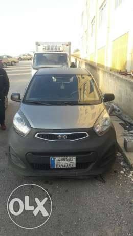 Picanto for sale 2012 one driver manual