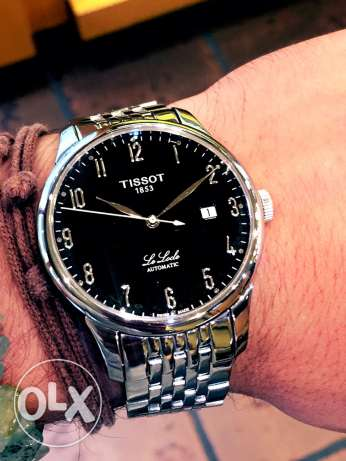 Original Tissot Watch جل الديب -  1
