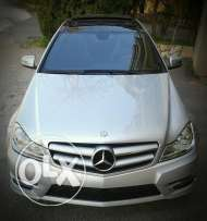 Mercedes C250 coupe - look AMG - 20143