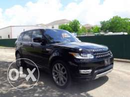 Range Rover Sport HSE V6 black on black, Super loaded !!!