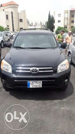 toyota rav4 model 2008 super clean 4will( no accident )