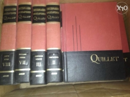 Quillet encyc in spanish language