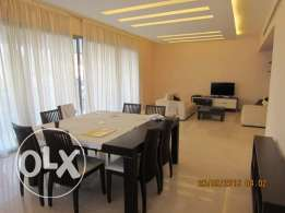 240sqm Luxury Furnished Apartment for Rent Achrafieh Sioufi