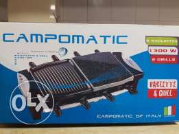 Campomatic- Raclette