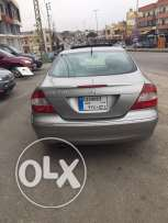 mercedes clk model 2007 kter ndefe ma n2sa chi full option