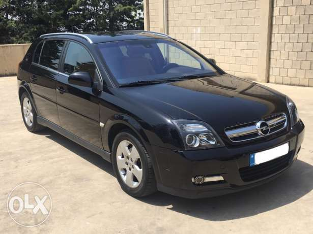 Opel Signum 2.2 Direct Injection