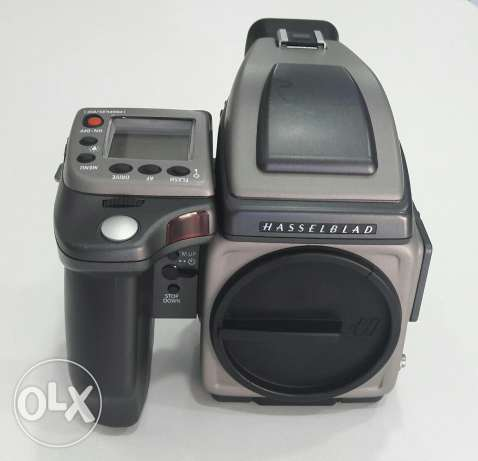 Hasselblad H2 DSLR medium format