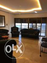 Ein Mrayseh: 250m apartment for rent