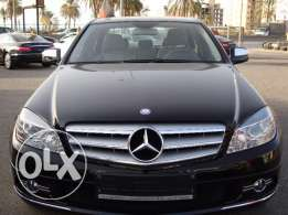 MERCEDES C200 Avantgarde Model 2008 Origin Germany