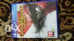 Cd for ps4 god of war 3 (remasterd)