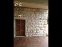 mountain cave house for rent dlebta 10 min from jounieh freeway