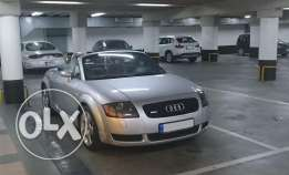 Audi TT Quattro Convertible Manual 6eme 2001