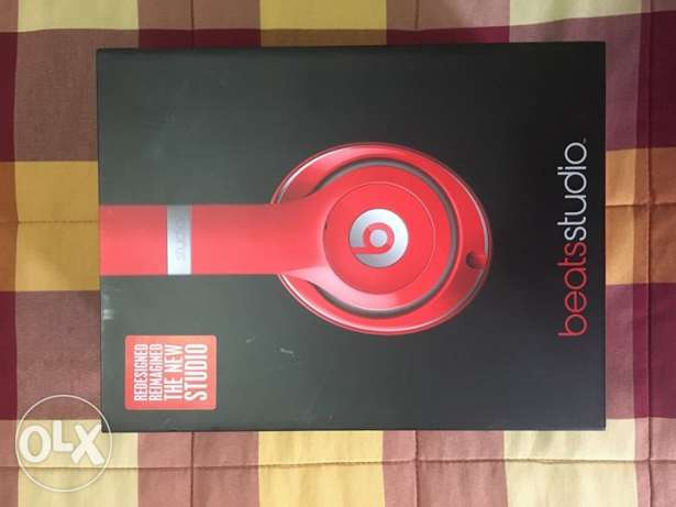 Beats Studio Noise Cancelling Headphones
