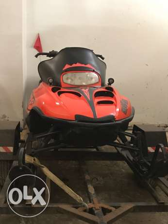 skidoo artic cat 900cc 2004 janzir 162 super ndife or trade