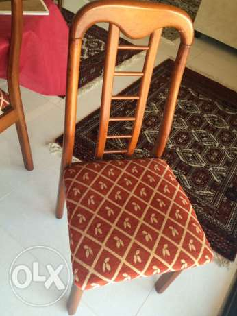 Set of Dinning room Chairs (10 chairs)