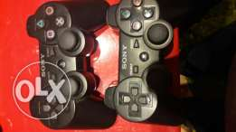 2 ps3 joysticks