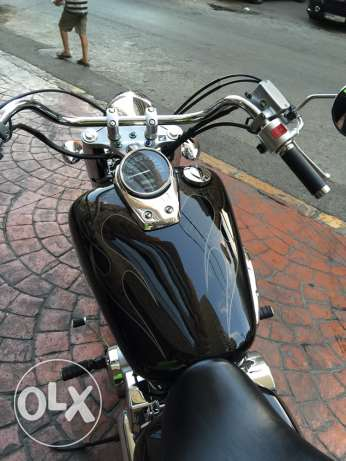 honda shadow 750 cc فردان -  6